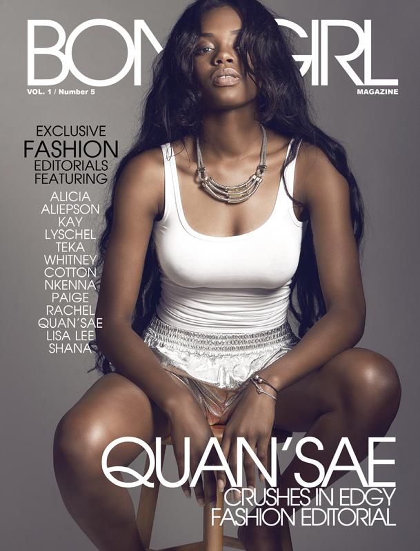 Bondgirl Magazine Vol. 1 #5